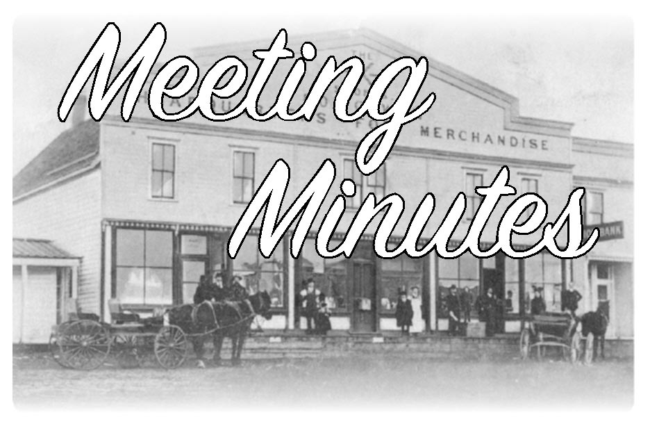 Member Meeting Minutes – June 2019