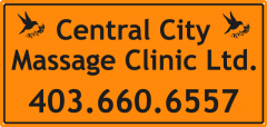 Central City Massage Clinic Ltd. - Langdon, Alberta