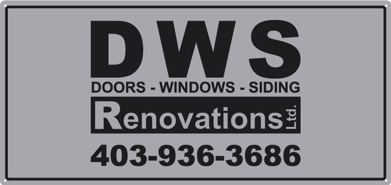 DWS Renovations (Windows, Doors, Siding) - Landgon, Alberta