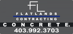 Flatlands Contracting Concrete - Langdon, Alberta