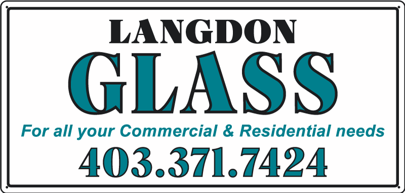 Langdon Glass (For all your Commercial & Residential Needs) - Langdon, Alberta