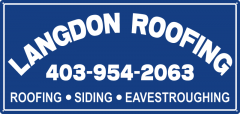 Langdon Roofing (Roofing, Siding, Evestroughing) - Langdon, Alberta
