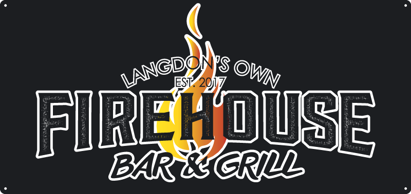 Langdon's Own Firehouse Bar & Grill (Est. 2017) - Langdon, Alberta