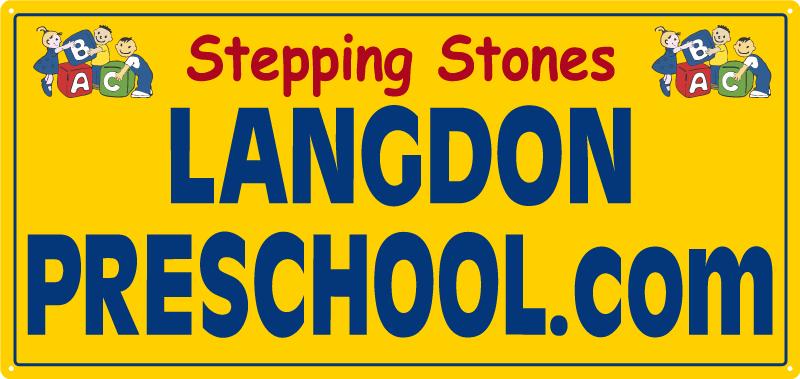 Stepping Stones Langdon Preschool - Alberta