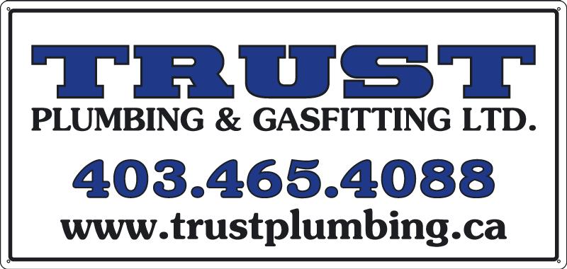 Trust Plumbing & Gasfitting Ltd. - Langdon, Alberta