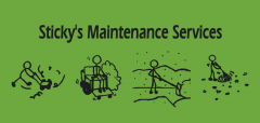 Sticky's Maintenance Services - Langdon, Alberta