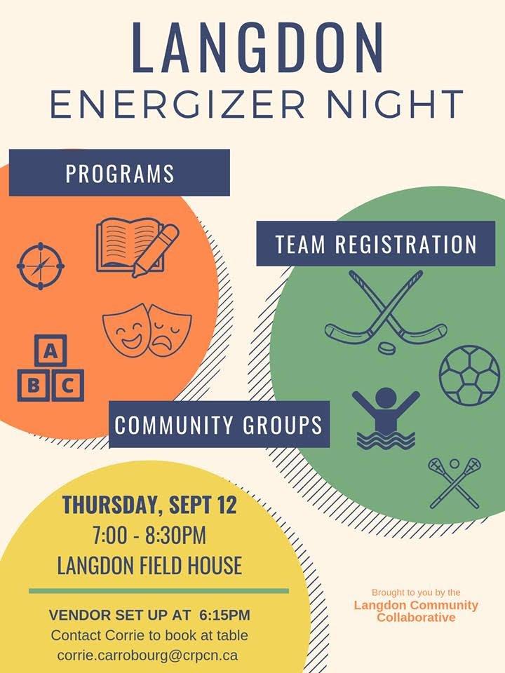 Langdon Energizer Night 2019
